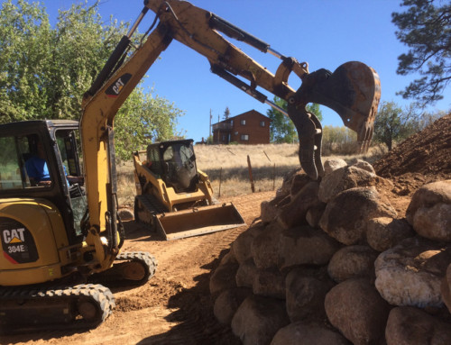 Rock & Boulder Work