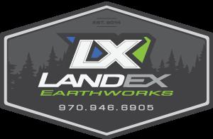 LandEx Earthworks Logo